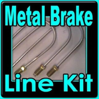 Sell Brake line kit Jeep Jeepster 1967-1968-1969-1970-1971 with power brakes motorcycle in Duluth, Minnesota, United States, for US $67.99