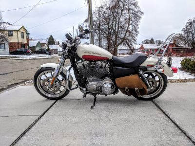 2012 Harley-Davidson SPORTSTER 883 SUPERLOW