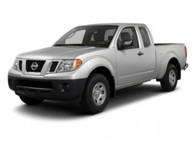 2011 Nissan Frontier XE (Night Armor)