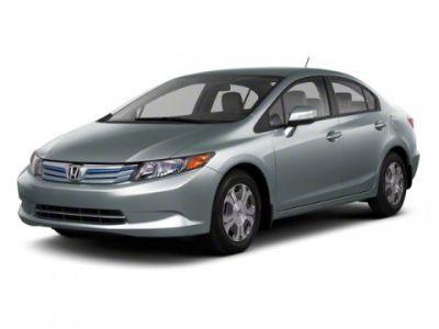 2012 Honda Civic Hybrid w/Leather w/Navi ()