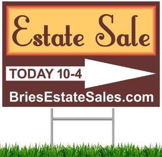 Richmond Estate Sale - 75% Off Sunday!..