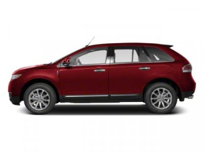 2013 Lincoln MKX Base (Red Ruby Tinted Metallic)