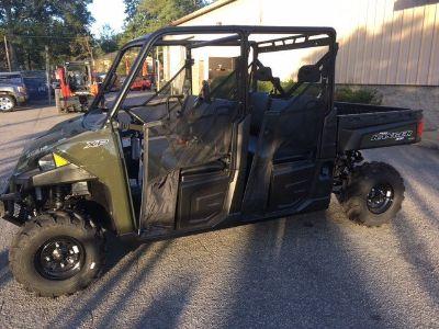 2018 Polaris Ranger Crew XP 900 Side x Side Utility Vehicles Columbia, SC