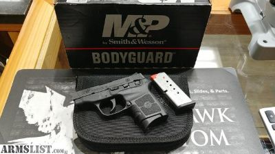For Sale: Smith & Wesson Bodyguard 380 - .380 ACP Semi-Auto