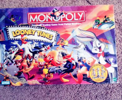 Monopoly Collectors Limited Edition,EUC