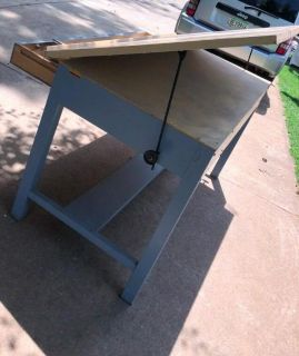 Very Large Drafting Table