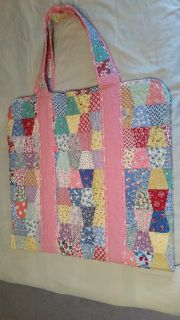 Quilters Ruler Tote