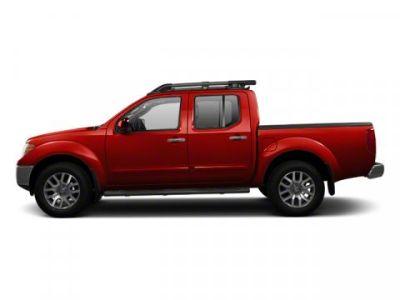 2010 Nissan Frontier SE V6 (Red Alert)