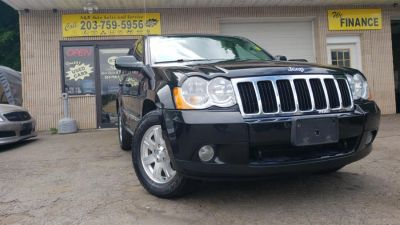 2009 Jeep Grand Cherokee Limited (Brilliant Black Pearl)