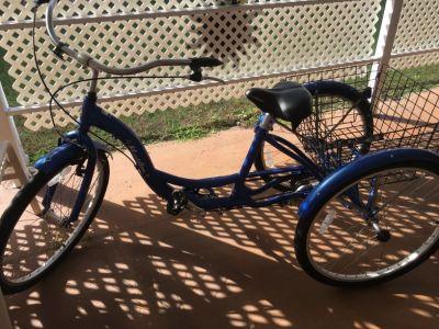 Schwinn Meridian 3 Wheeled Bikes