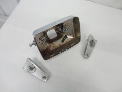 Buy 1983-1986 Honda VF1100C Magna V65 Chrome Headlight Housing/Case & Brackets 3168 motorcycle in Kittanning, Pennsylvania, US, for US $9.99