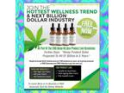 Join the hottest wellness andamp; next billion dollar industry for free
