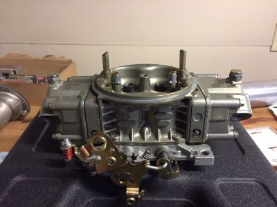 Holley Drag Racing Carburetor
