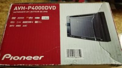Pioneer Tochscreen Stereo