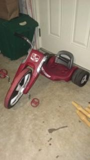 Radio Flyer Big Wheel Trike