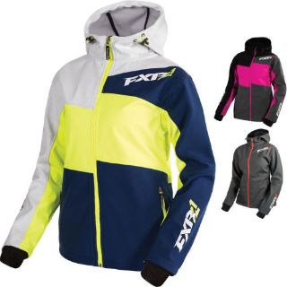 Sell FXR Racing Fresh Softshell Womens Skiing Snowmobile Jackets motorcycle in Manitowoc, Wisconsin, United States, for US $87.99