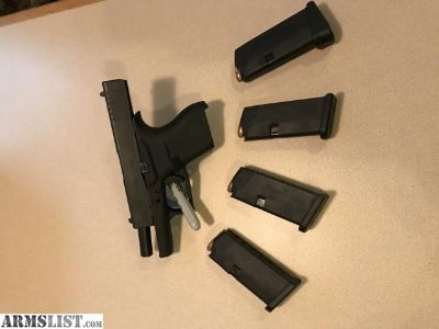 For Sale: Glock G43 For Sale