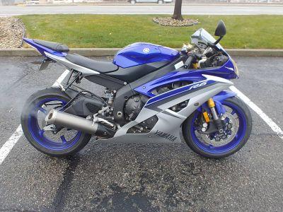 2015 Yamaha YZF-R6 Sport Motorcycles Meridian, ID