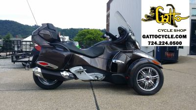 2012 Can-Am Spyder RT Limited SE5 Trikes Motorcycles Tarentum, PA
