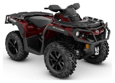2019 Can-Am Outlander XT 650 ATV Utility Montrose, PA