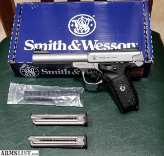 For Sale: S&W Victory 22lr