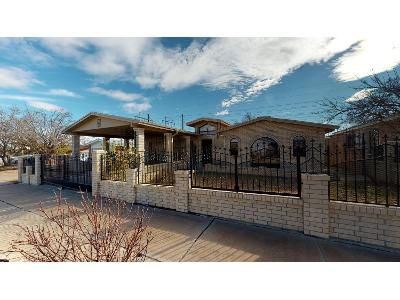 3 Bed 2 Bath Foreclosure Property in El Paso, TX 79924 - Sagittarius Ave