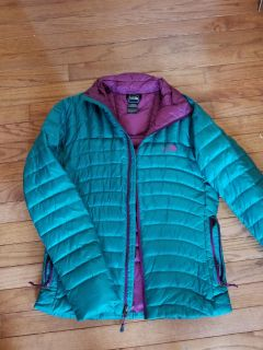 Woman's small North Face jacket