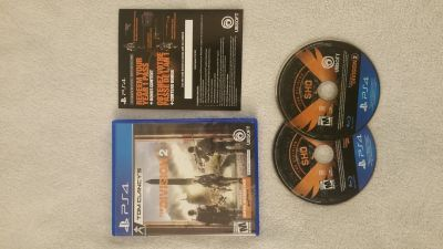 2 Copies Of The Division 2