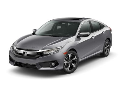 2016 Honda Civic Touring (Lunar Silver Metallic)