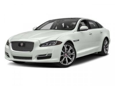 2018 Jaguar XJ XJL Portfolio (Yulong White Metallic)