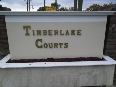 $535, 1br, Large walk in closets at Timberlake Courts Apartments