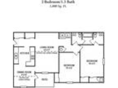 Four Worlds Apartments - Two BR 1.5 BA