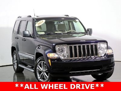 2011 Jeep Liberty Limited (Dark Charcoal Pearlcoat)