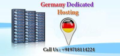 Germany Dedicated Server Hosting Is Best For Your Website