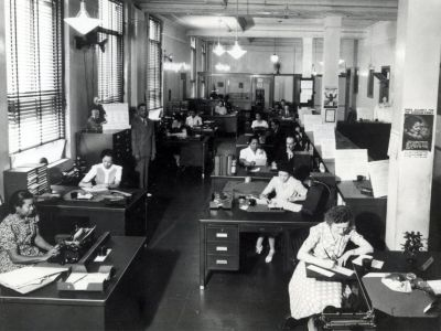IS YOUR OFFICE FURNITURE LOOKING A LITTLE DATED?