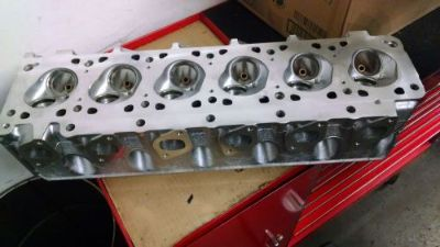 Find BMW cylinder head 3.0si 528i 530i 633 635 733 735 M30 NEW Old Stock motorcycle in Fairfield, California, United States, for US $890.00