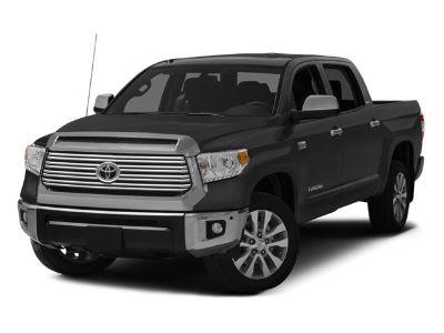 2014 Toyota Tundra Limited (Super White)