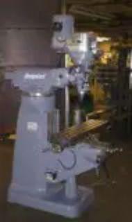RECONDITION Precision BRIDGEPORT MILLING MACHINE SERIES ( HP)