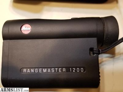 For Sale: Rangefinder Leica Range Master 1200 Range Finder