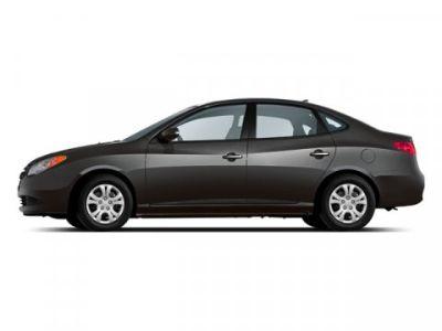 2010 Hyundai Elantra GLS (Gray)