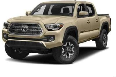 2018 Toyota Tacoma TRD Off Road Double Cab 6' Bed V6 4x4 AT