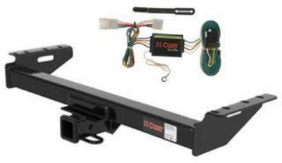 Buy Curt Class 3 Trailer Hitch & Wiring for 1997-2001 Jeep Cherokee motorcycle in Greenville, Wisconsin, US, for US $155.90