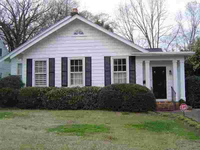 548 Norwood St SPARTANBURG, Cozy Four BR Two BA bungalow