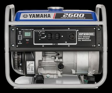Yamaha EF2600 Generator Generators Salinas, CA