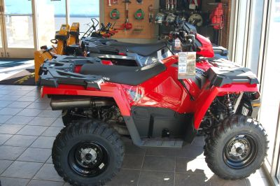 2019 Polaris Sportsman 450 H.O. EPS ATV Utility Sturgeon Bay, WI