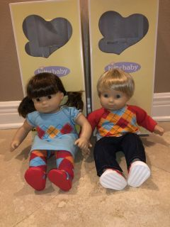 DISCONTINUED Bitty baby twins