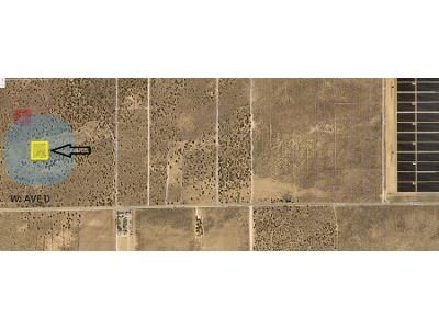 Foreclosure Property in Lancaster, CA 93536 - Acre Land In Fairmont Community Of West Lancaster
