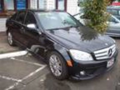 Used 2009 MERCEDES-BENZ C300 For Sale