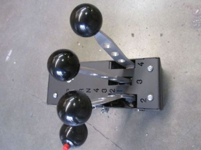 Find Lightning rod shifter for factory consoles. Like hurst and lenco shifter in one. motorcycle in Reseda, California, United States, for US $590.00