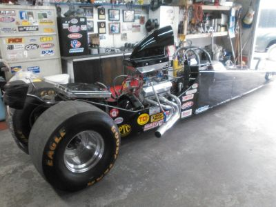 swing arm dragster